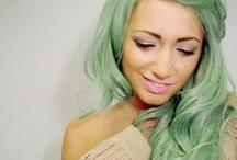 NailColor HairColor / by Anise Nail Fashion