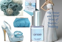 """Say """"I Do"""" To Color / by Anise Nail Fashion"""