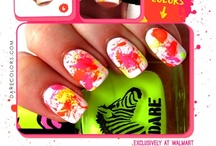 DAREing Neon / by Anise Nail Fashion