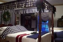 Christmas Bedrooms / by Lisa Duran