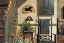 Primitive & Colonial Decor Love / by Lisa Duran