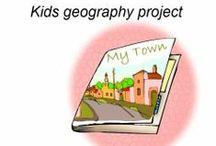 Classroom-Geography / by Marti Reid