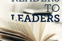 readers to leaders / Our company book club is focused on enriching the hearts and minds of our coworkers by reading a range of business leadership, management and inspirational non-fiction and fiction books.