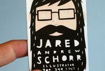 Business Cards / Business Cards  / by Isaiah Cardona