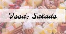 Food: Salads / Salad Recipes