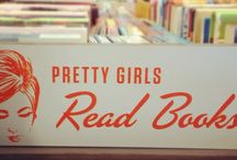 A girl who reads..... / Future book club  / by Erica B.