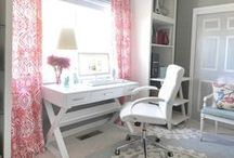 Home office / Decorating ideas for a home office