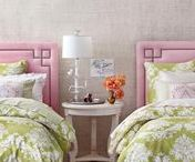 Kid Rooms / Interior design and decorating ideas for kids rooms, boy, girl, nursery, baby, teenager, toddler, preschool
