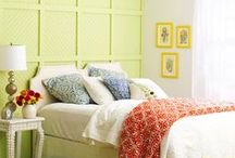 Moldings / Interior design and decorating ideas using architectural moldings, baseboards, window trim, board and batten, crown molding, plate rail, chair rail