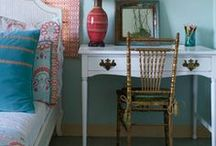 Beach Style / Ideas for decorating in a coastal beach style.  Beach house, bay house, lake house