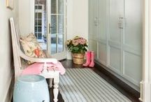 Laundry Rooms & Mud Rooms