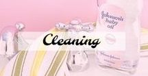 Cleaning / Cleaning Tips, Tricks, Hacks and Organizing.