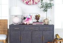 Decorating / Interior design and decorating ideas, suggestions, how-to, diy