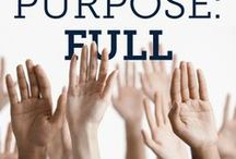 purpose:full / A charity initiative of Roth Staffing Companies.