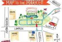 Starkville Community Market