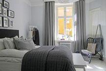 Bedrooms / Makuuhuoneet / Sovrummet