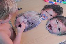 Slimme kleuters: Creatief