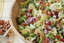 Pasta/Salads / by P.J. Allen