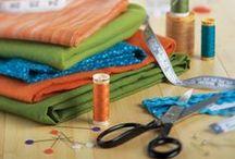 Sewing / by Tanya McColl