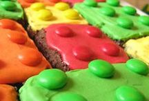 Cooking and baking with the kids / Fun things to cook or bake with your kids!