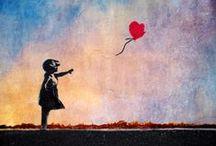 Banksy / by Kate Alia ჱܓ