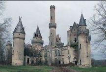 Abandoned-Castles / Castles / by Marti Reid