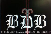 Books-J.R. Ward- Black Dagger Brotherhood Series / A series of books that are sooooo good. Love these books.  / by Marti Reid