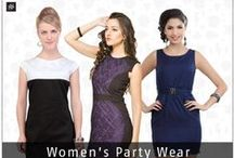 Women's Party Wear / Dashing dresses to dazzle the club