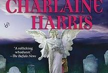 Books-Charlain Harris-Aurora Teagarden Series / A great series / by Marti Reid