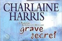 Books-Charlain Harris-Lily Bard & Harper Connelly / More books by Charlain  / by Marti Reid