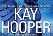 Books-Kay Hooper-Bishop Series / Bishop Series Quinn Thief Series Hagen Series / by Marti Reid