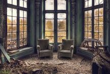 Hauntingly Beautiful / Photos of abandoned places