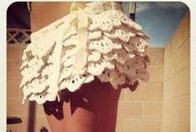Crochet patterns skirts & dresses