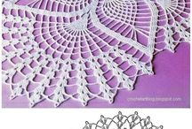 Crochet patterns doilies & mandelas