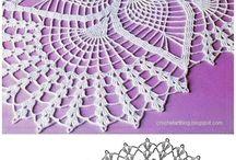 Crochet patterns doilies & mandelas