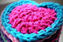 Crochet patterns appliques