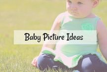 Baby Pics { Photos I have done/want to do } / Ideas for photographing