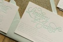 Wedding Invitations / Wedding, Save the Date, Bridal Shower Invitations and Announcements. / by Isaiah Cardona