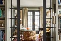 New Orleans Vintage Eclectic / Interior design and decorating ideas in a New Orleans Vintage Eclectic style