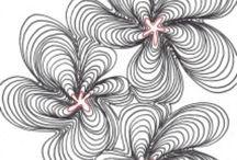 Zentangle & Drawing Tutorials