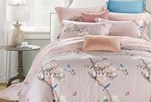 Bedding / Ideas for bedding options - fun, unique, trendy, traditional, contemporary, modern