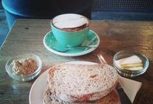 London cafe's / The London cafe's I visit-what I eat, drink and love about them... and trust me,I love cafe's!!