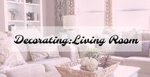Decorating: Living room / decorating your living room