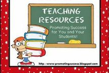 Teaching Resources / This is a collaborative board. You may share 1 paid product, 2 free products and 2 free teaching ideas per day.  Help others and REPIN their products and ideas! You only become successful when you start helping others become successful with you! You may invite others to collaborate as well! Absolutely NO LONG pins. Teachers Pay Teachers Promoting Success for You and Your Students!  http://www.teacherspayteachers.com/store/promoting-success / by Shelly Anton