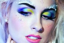 cooool! makeup!! / by Alexis Sharpe