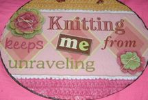 knitting / by Debbie Burns