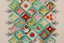 Quilt & Craft Ideas / Quilts, fabric, crafts in general