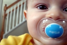 MAM Personalized Pacifiers and Baby Shower Gift Ideas