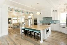 Home: Kitchen / Kitchen renovation inspiration / by Jandi Eline