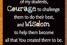 Education Ideas / by Kim Parker